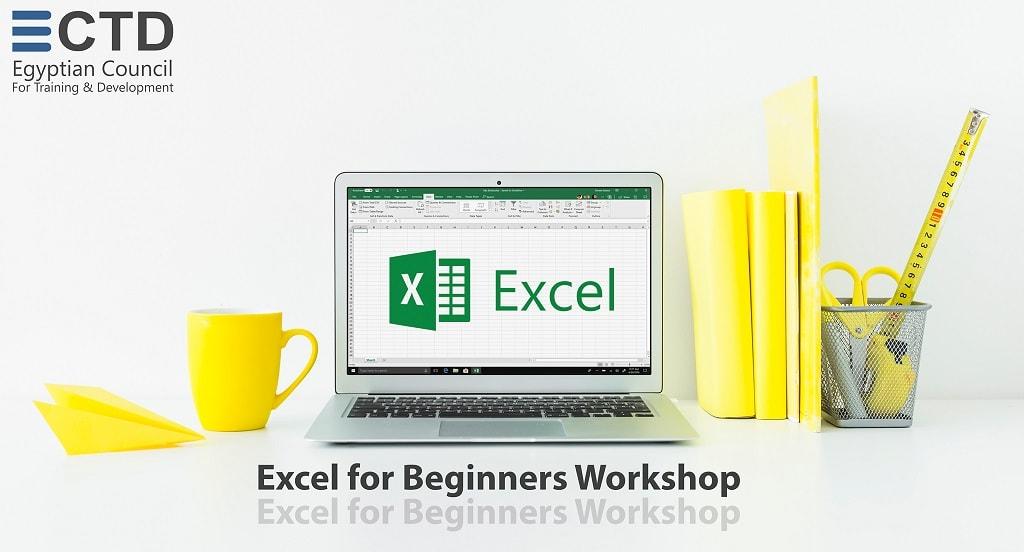 Excel forBeginners